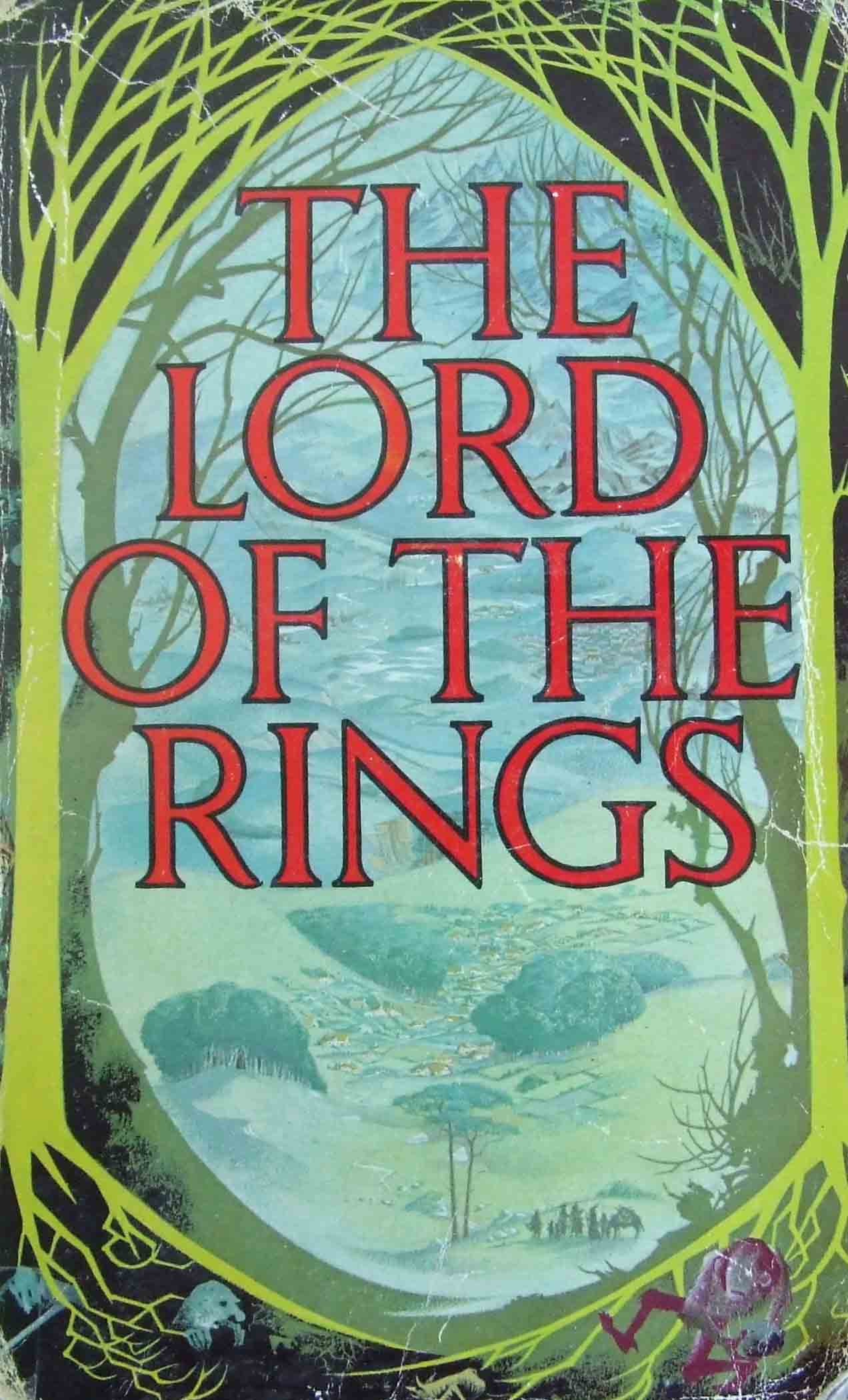 Book one lord of the rings Foto