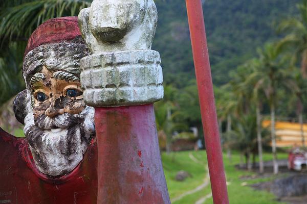 Brazil santa park