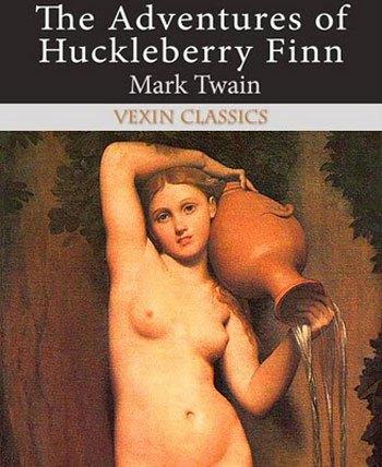 Huck Finn nude