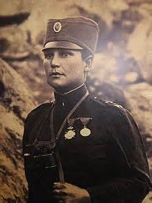 Sergeant Milunka Savic