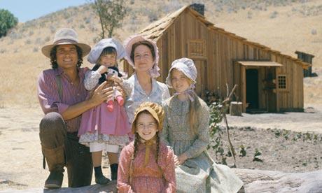 Little House on the Praiirie
