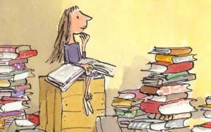 Reread childhood books