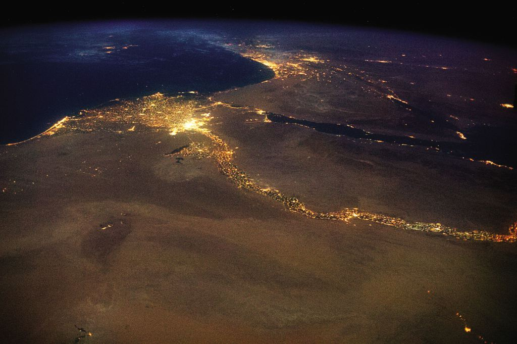 Lights of Cairo