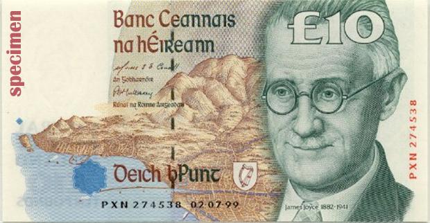James Joyce Ireland