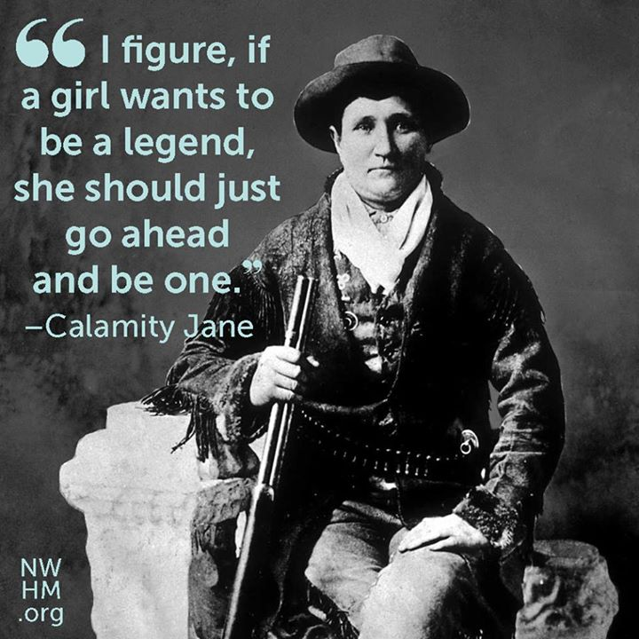 Calamity Jane Deadwood Quotes Quotesgram