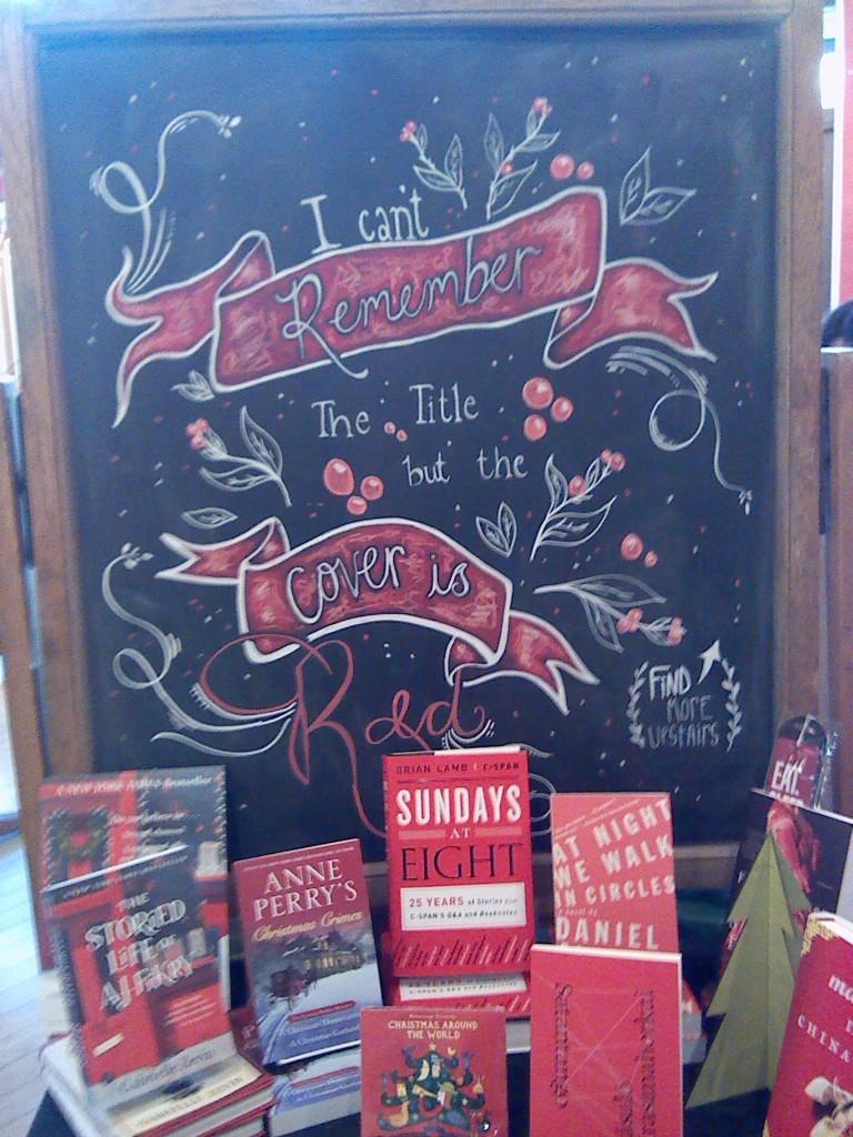 Village Books Red