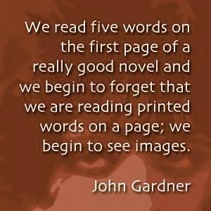 QUOTE John Gardner