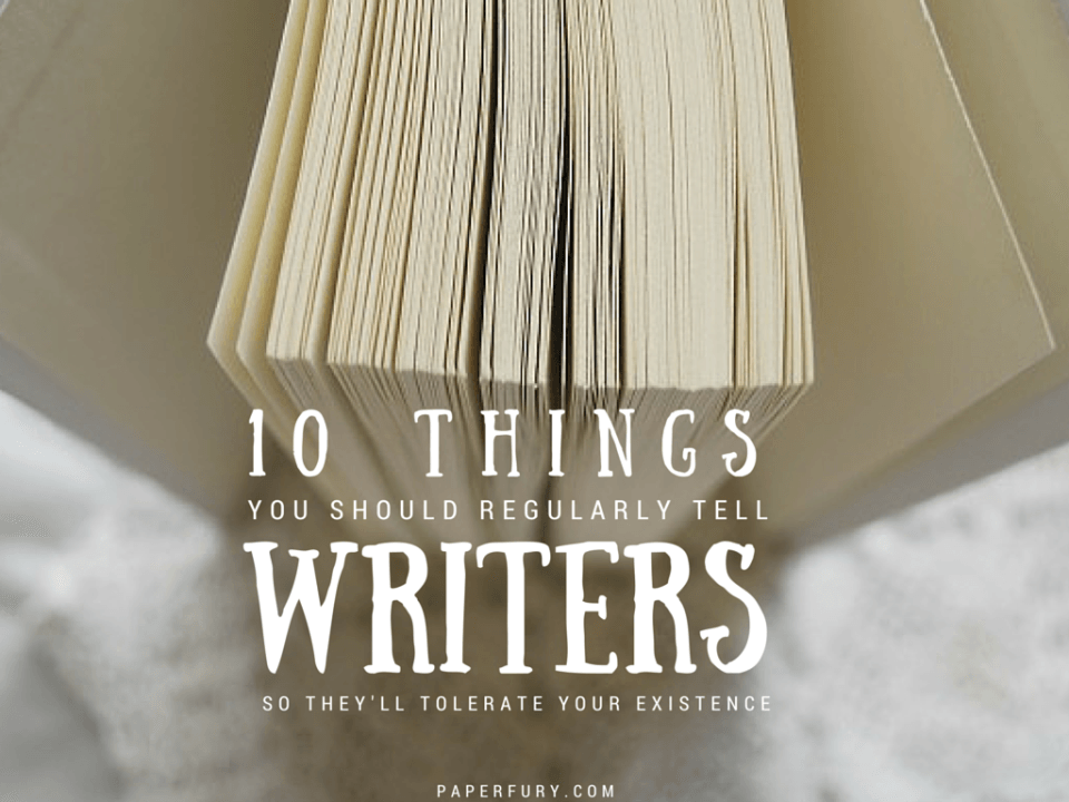 Tell Writers