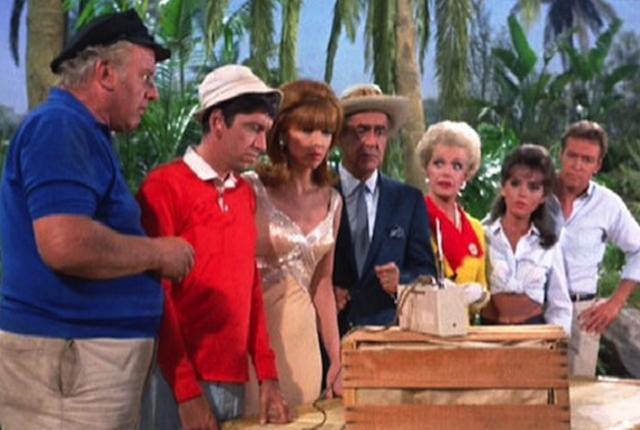 Gilligan's Island cast