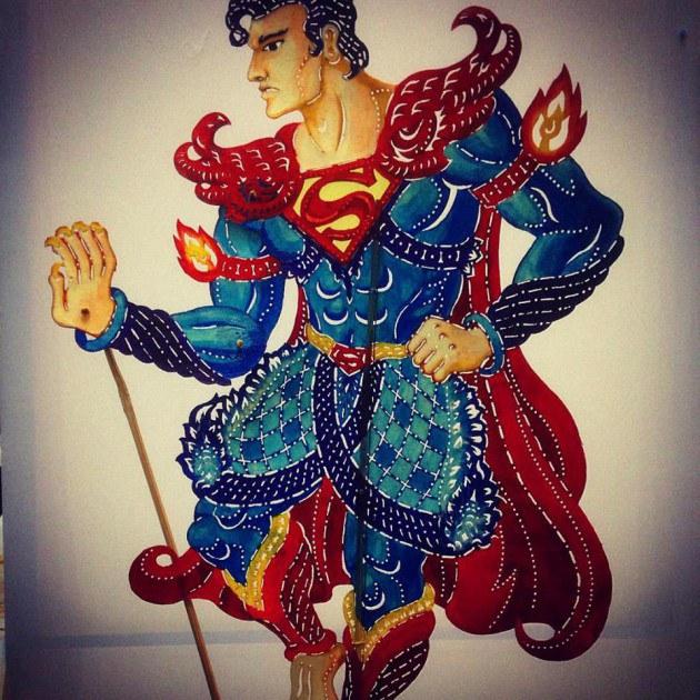 Java Superman