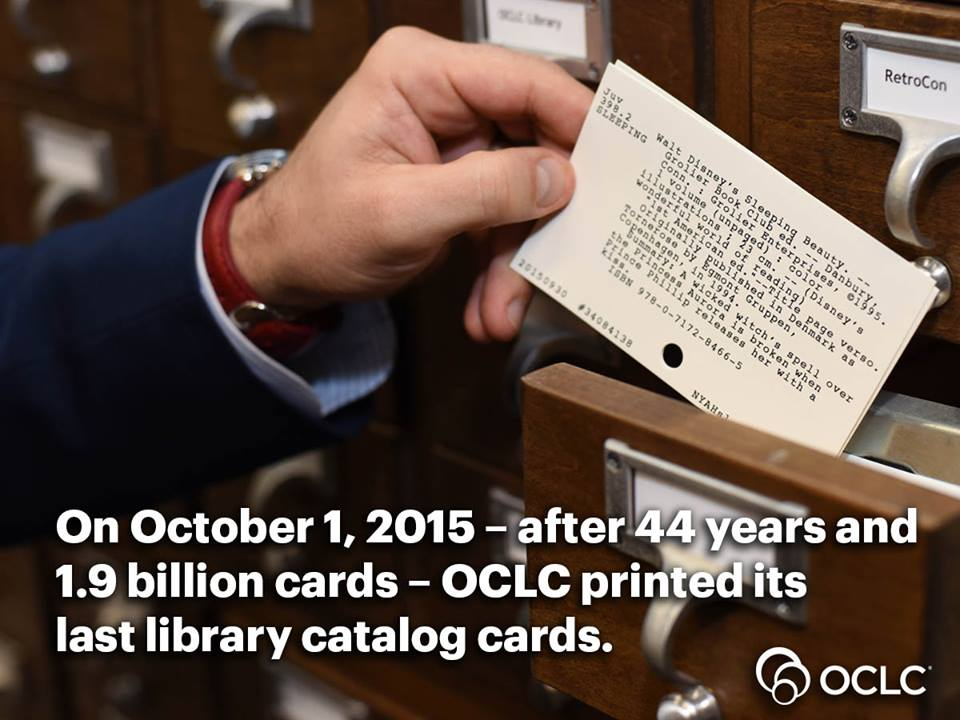 Last Library Card
