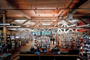 Elliott Bay Bookstore Seattle
