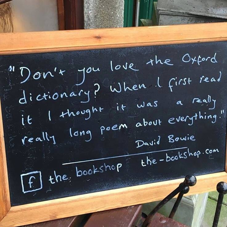 Dave Bowie Books