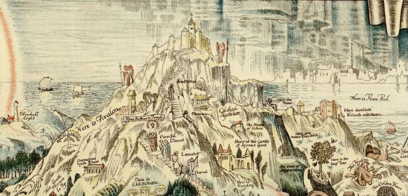 Fairyland map