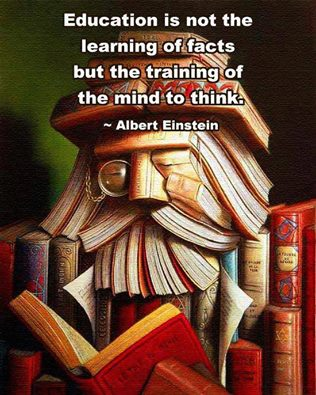 Einstein Quote photo