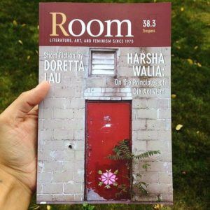 Room Magazine cover