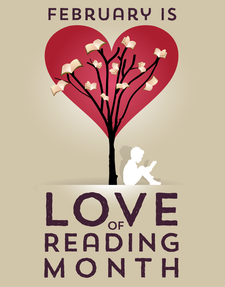 Love Reading Poster Quote
