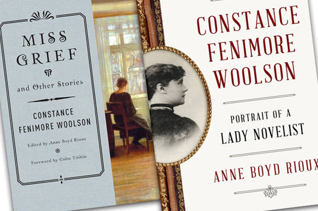 Constance Fenimore Woolson book covers