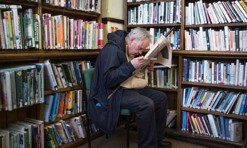 Libraries photo