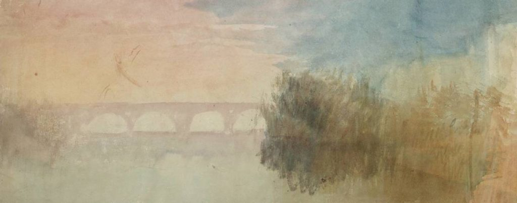 William Turner painting