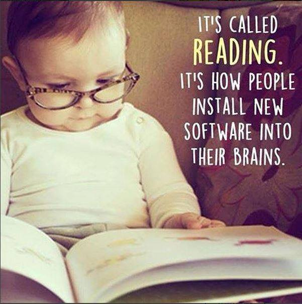 's Called Reading pster