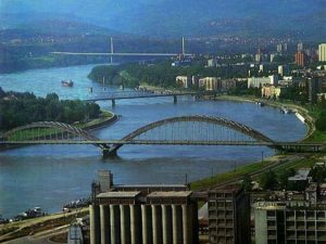 Novi Sad Bridges photo