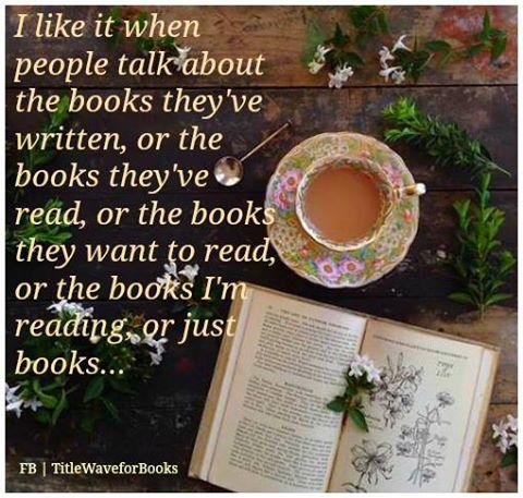 Like Books Poster