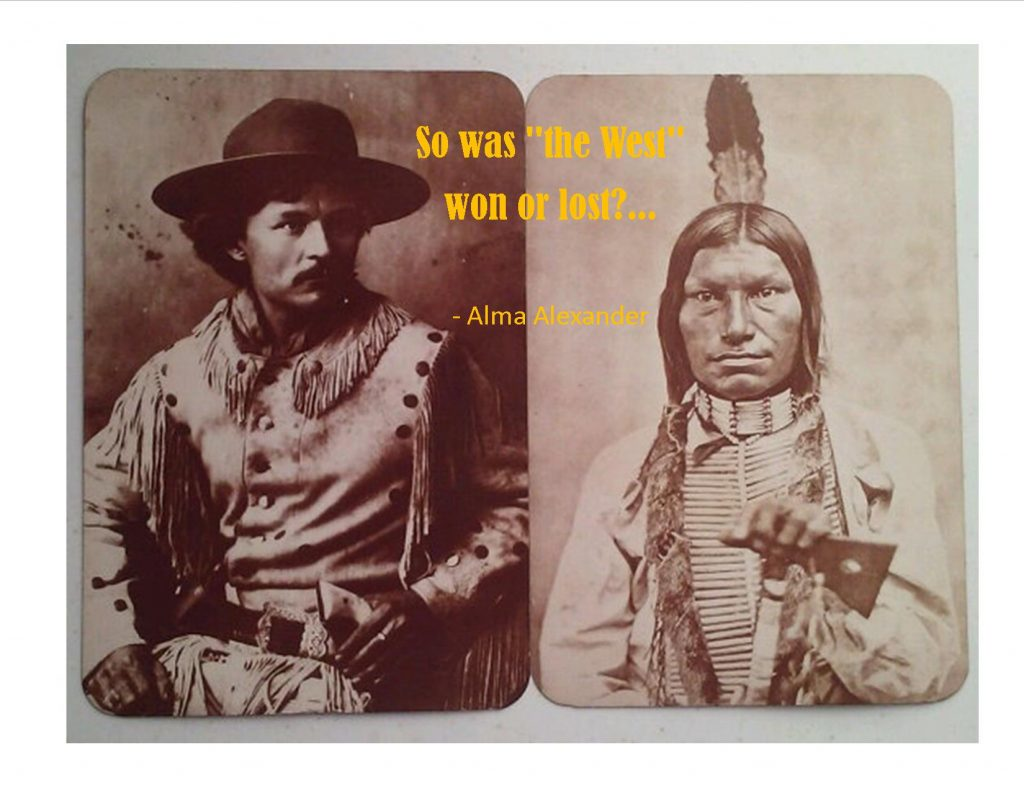 Was the West won or lost? poster