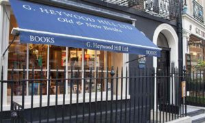 Heywood Hill Bookshop photo
