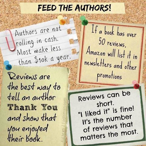 Feed The Authors illustration