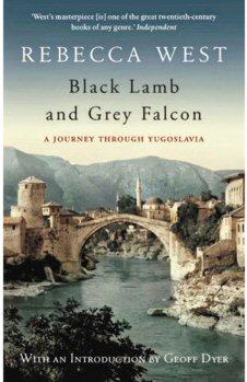 Black Lamb and Grey Falcon cover