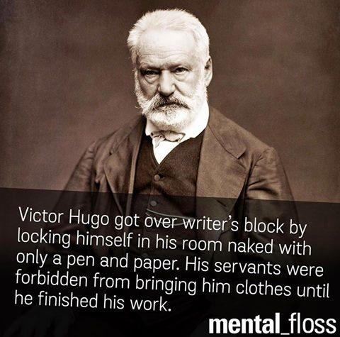 Writers Block poster