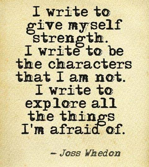 Quote Josh Whedon poster