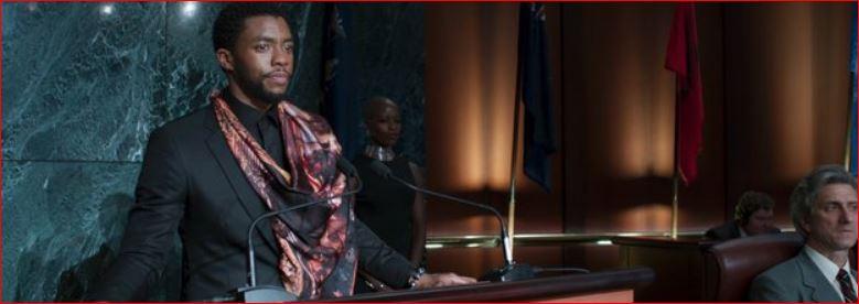 Black Panther UN speech