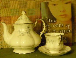 Jin-shei comes to tea photo