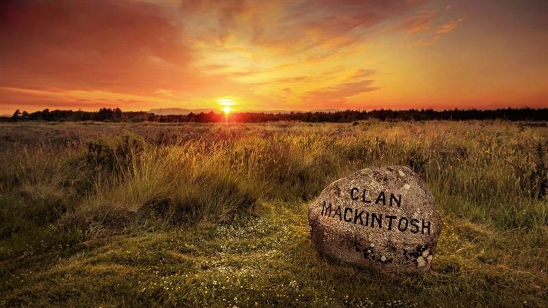 Culloden battlefield photo