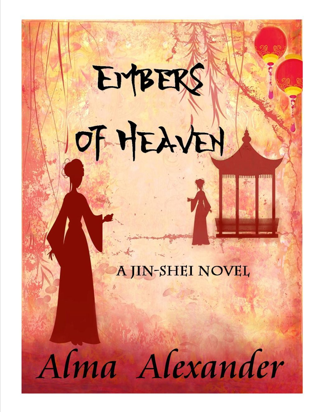 Second US Embers of Heaven cover
