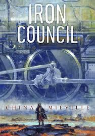 Cover, Iron Council