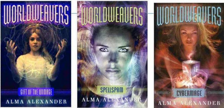 Worldweaver covers